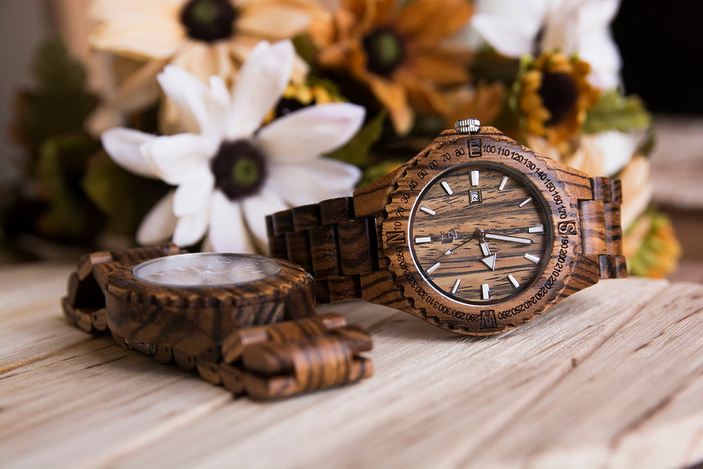 best wooden watches from urban designer