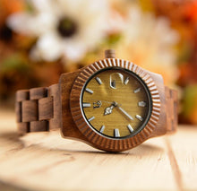 Vera Wood Watch by urban designer