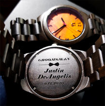 gromsmen watches-wooden watches