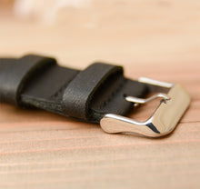 Personalized Groomsmen Gifts - Engraved Minimalist Groomsmen Watches Leather Band
