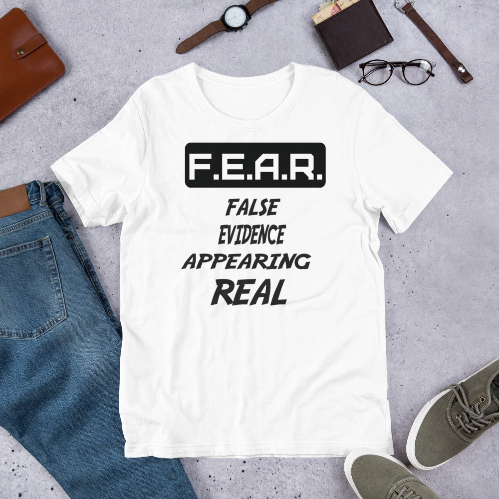 FEAR Short-Sleeve Unisex T-Shirt