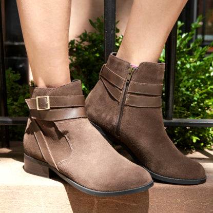 TriBeCa Boots Brown