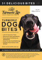 Cancer Support - Fenbendazole Turmeric Dog Bites Bundle