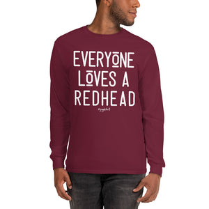 Redhead Love Long Sleeve T-Shirt
