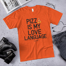 Pizza Love Adult Size T-Shirt