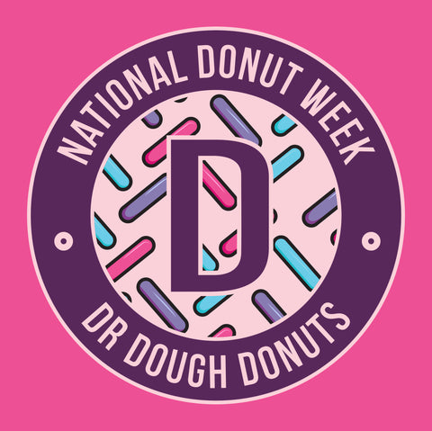 National Donut Week- 1st to 7th June