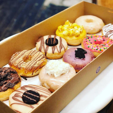 Fathers Day- Classic Dr. Dough Donut Box