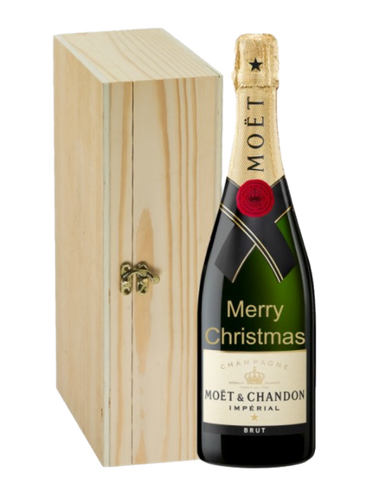 Moët & Chandon- MERRY CHRISTMAS Gift Box