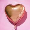 Love Heart Balloon (Rose Gold)