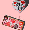 Valentines Day Donut Gift Box