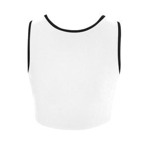 "Templars ""Flag"" Crop Top"