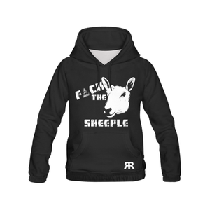 "Templars ""Fuck the Sheeple"" pullover hoodie"