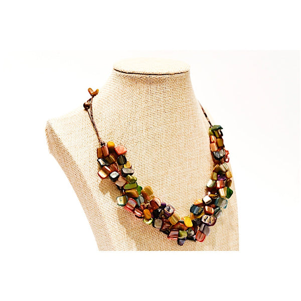 Collar Arcoiris