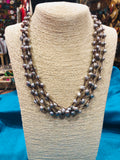 Pearl Necklace Short