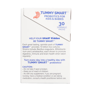 Tummy Smart™ Probiotic Sprinkles Stick Packs