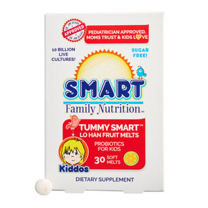 Tummy Smart™ Probiotic Melts - FAMILY PACK
