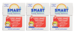 Tummy Smart™ Probiotic Sprinkles Stick Packs - FAMILY PACK