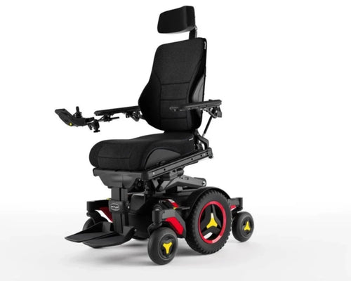 Permobil Mid Wheel Drive M3 Corpus Power wheelchair