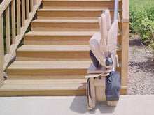 Load image into Gallery viewer, Bruno Elite 2010 Outdoor Stairlift