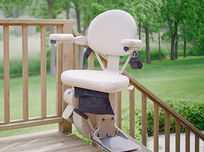 Bruno Elite 2010 Outdoor Stairlift