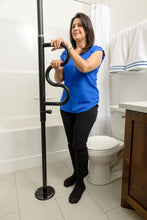 Load image into Gallery viewer, Stander Security Pole & Curve Grab Bar