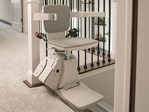 Bruno Elan 3050 Hinged Stair Lift