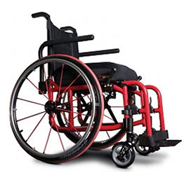 Pride Litestream XF Manual Wheelchair