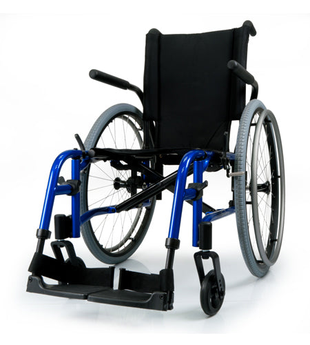 Sunrise Quickie QXi Manual Wheelchair