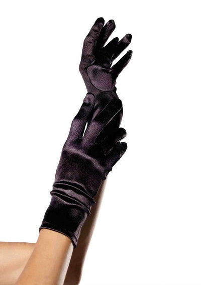 Satin Gloves - Made For Curves