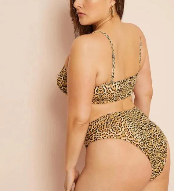 ELLA 2 PIECE BATHING SUIT - Made For Curves