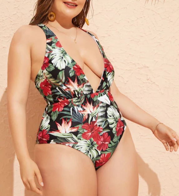 KIKI ONE PIECE - Made For Curves