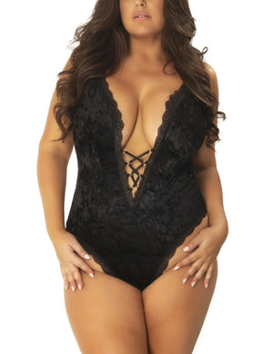 AMALIE TEDDY - Made For Curves