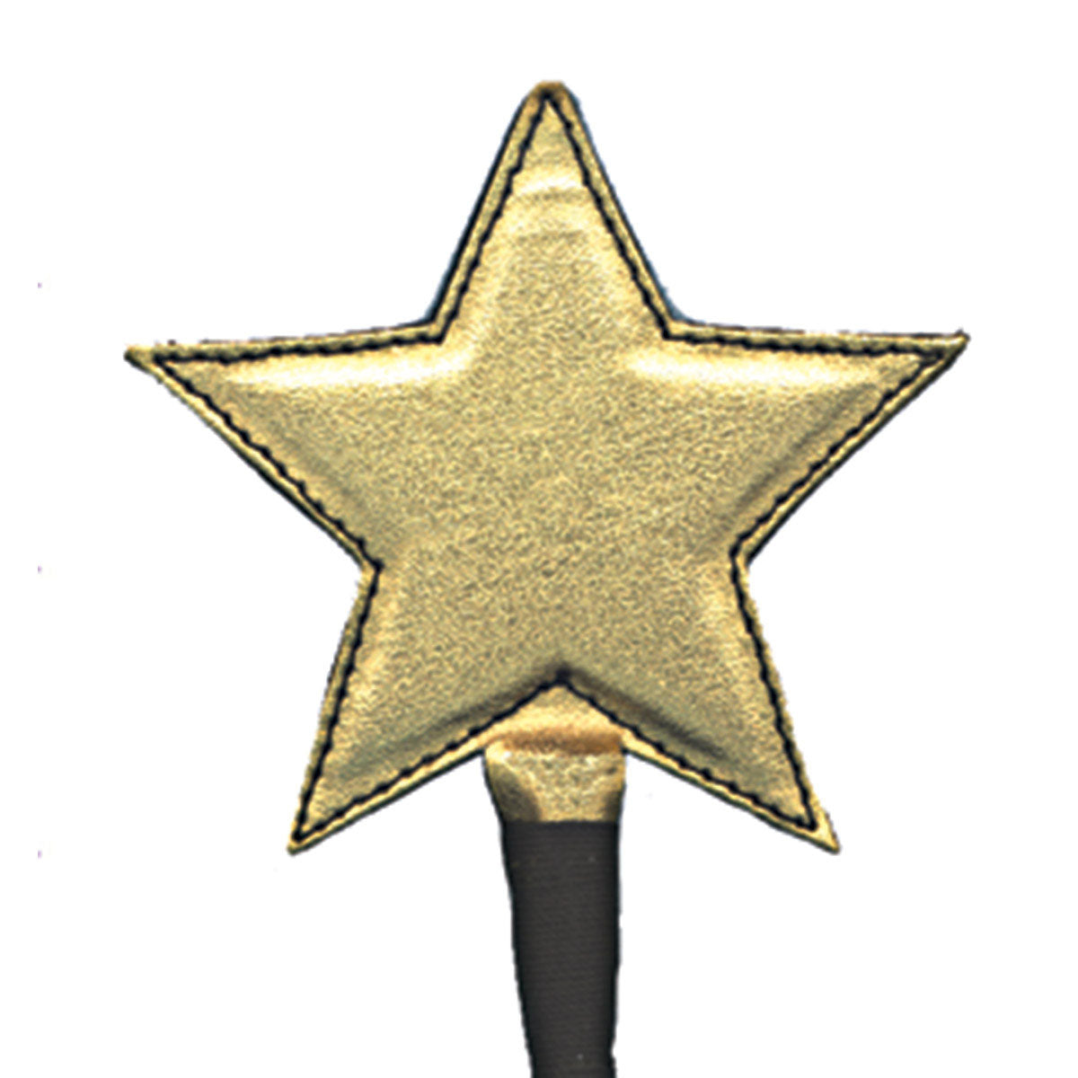 CROP GOLD STAR - Made For Curves