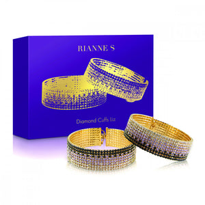 Rianne S Diamond Liz Handcuffs - Made For Curves