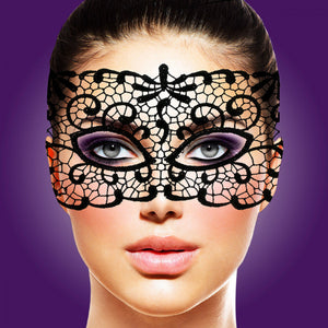 Jane Venetian Mask - Made For Curves