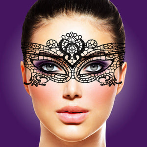 Francoise Venetian Mask - Made For Curves