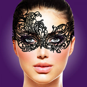 Violaine Venetian Mask - Made For Curves