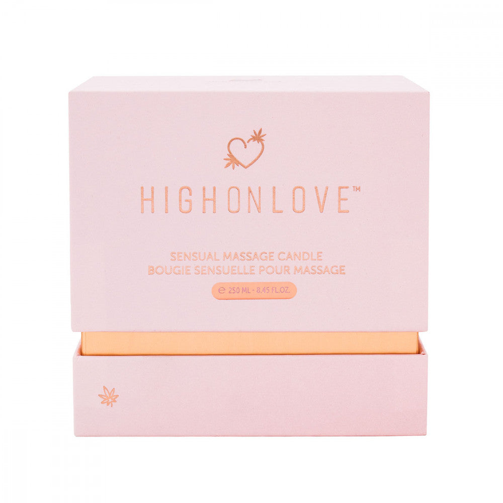 High on Love Massage Candle 100ml