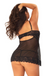 PAGE BABYDOLL BLACK