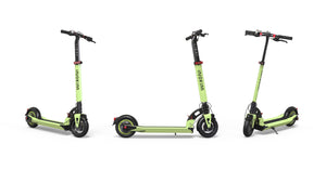 inokim light 2 e-scooter green color