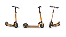 inokim light 2 e-scooter orange color