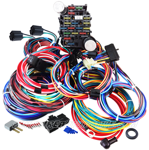 bluewire automotive gm holden ultra 21 circuit wire harness non