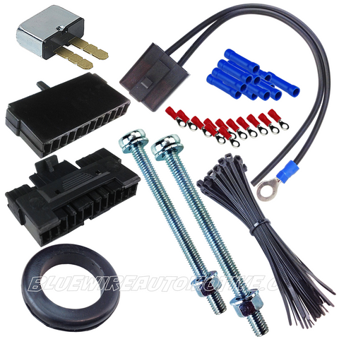 Admirable Universal 21 Circuit Pro Plus Automotive Wiring Wiring 101 Photwellnesstrialsorg
