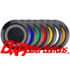 BLACK SERIES BILLET BUTTON-LATCHING/MOMENTARY-22mm-BLANK