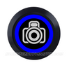 BLACK SERIES BILLET BUTTON-22mm-CAMERA
