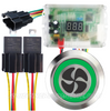 SILVER SERIES DUAL SPEED CONTROL KIT-FAN HIGH/LOW