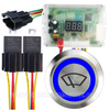 SIVER SERIES DUAL SPEED CONTROL KIT-WIPER HIGH/LOW