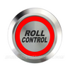 SILVER SERIES DUAL COLOUR BILLET BUTTON-22mm-ROLL CONTROL