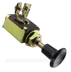 bluewire automotive switchesclassic black on off switch pull push