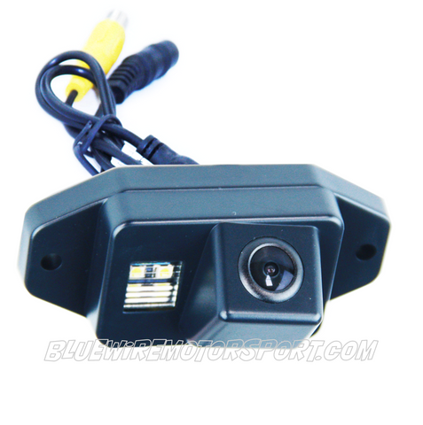 TOYOTA LAND CRUISER PRADO REVERSE CAMERA